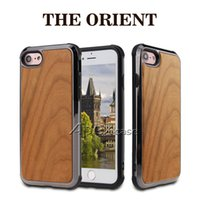 High Quality Real Wood Phone Case For iPhone X, iPhone 8, 7,...