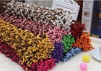 100 stks / partij 40 cm DIY Mooie Pip Berry Stem voor Foral ArecationManet Armband Wedding Wedding Artificial Flower Groothandel Prijs