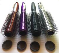 """Boîtes de rangement secrètes Diversion Safe Stash Safe Box 9.8 """"Security Hairbrush Hidden Valuables Housse de pilule pour conteneur creux pour la sécurité à domicile"""