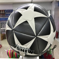 04abf147a Black White 4 5 Size Football Training Ball TPU Primary Secondary School  Students Soccer Outdoor Sport Customized Easy Carry Small 30lb cc