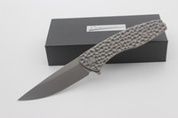 Samier Knives Custom Originality M05 Folding Knife D2 Blade ...