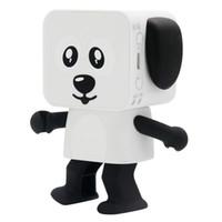 도매 지능형 블루투스 스피커 장난감 스마트 개 스피커