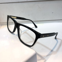 0269 Luxury Fashion Women Designer 0269 Glasses Hollow Out O...