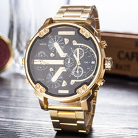 Promotion Sale Business Sports Mens Big Dial Display Luxury ...