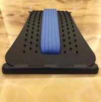 Massaggio Barella Stretching Magia Supporto lombare Vita Collo Relax Mate Dispositivo Spine Pain Relief Chiropratica Assistenza sanitaria