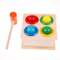 Wooden Toys Hammer Wood Toy Early Learning Educational Toys ...