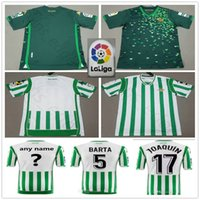 Real 18 Chandal Jersey Fútbol Nuevo Betis 19 Futbal Camisa Xxv6Ev