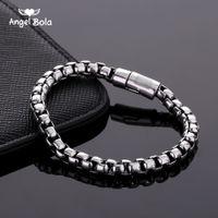 Neue Mode Bio Energie Magnet Buddha Armbänder Armreifen Gesunde Magnetotherapie Alte Silber Armband Schmuck