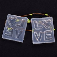 1PCS DIY Icing Cutter Mold Cake Tool Embosser Love Letter Fo...