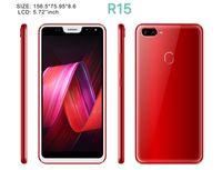 Смартфон Андроида ядра квадрацикла Р15 5,72 дюйма 512МБ Рам 4Г ром мобильного телефона с дешевой ценой