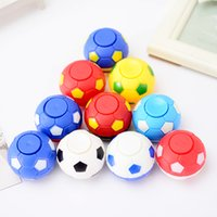 2019 Creative Mini Finger Football Finger Hand Spinner EDC S...