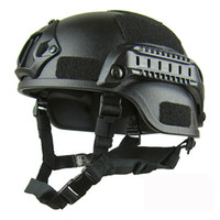 Qualidade Leve RÁPIDO Capacete 2000 Airsoft MH Tactical Capacete Ao Ar Livre Tático Paintball CS SWAT Equitação Equipamentos de Proteção