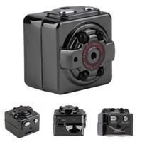 SQ8 Mini Caméra HD 1080P 720P Appareil Photo Numérique Sport DV Voix Enregistreur Vidéo Infrarouge Nuit Caméscope Plus Petite Caméra Micro