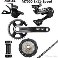 SHIMANO DEORE SLX M7000 Groupset 34T Crankset Mountain Bike ...