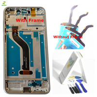 "Frame 5. 2"" capacitive screen 2017 For Huawei P8 lite 20..."