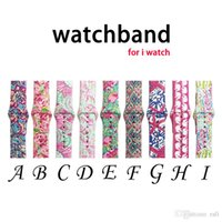 new bands For Apple Watch Replacement Bands Lilly inspired P...