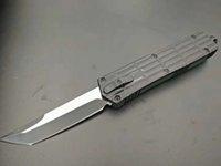 dom 440C 56HRC Hunting Folding Pocket Knife faca da sobrevivência Xmas Reconmmend micr Ferro armadura (três cores opcional) para homens cópias