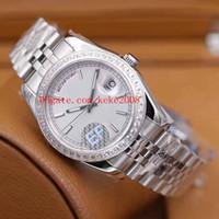 10 Stil Luxus Beste Quality Armbanduhr EF Factory President Day-Datum 41mm 316L Diamant Swiss Cal.3255 Uhrwerk Automatische Herrenuhren