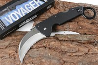Hot Cold Steel CA93003 Defensive Claw (two models) 440C 57HR...