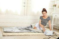 Заводская цена !!! Дальнее инфракрасное потери веса для похудения Одеяло Обереение Body Wrap Portable Sauna Bodyt Bag Eyster Match CE / DHL