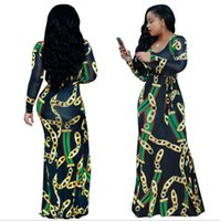 Traditional African Clothing Africaine Print Dashiki Dress V...