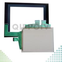 NS8-TV10B-V1 NS8-TV00B-ECV2 NS8-TV00B-V2 NS8-TV00-ECV2 NS8-TV00-V1 NS8 Nueva pantalla táctil HMI PLC del panel táctil y etiqueta frontal