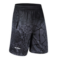 2018 estrellas baratas LBJ LeBron James Baloncesto Shorts de secado rápido entrenamiento transpirable Basket-Ball Jersey Sport Running Shorts Men Sportswear