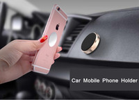 Mini Magnetic Mobile Phone Holder Car Dashboard Bracket Cell...