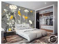 Custom 3d wall murals wallpaper 3d photo wallpaper murals Vi...