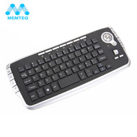 MEQ Mini 2. 4G Wireless Keyboard with Trackball Sky Squirrel ...
