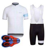 Rapha команда Велоспорт короткие рукава Джерси (нагрудник) шорты наборы велоспорт одежда дышащий открытый горный велосипед спортивная одежда 92804J