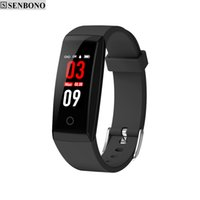 SENBONO W8 Smart Wristband GPS Sports Watch Band Smartband P...