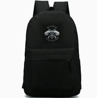 Dentro Memórias Tentação mochila mochila Sinfônica banda de metal rocha mochila Música mochila esporte saco de escola bloco do dia ao ar livre
