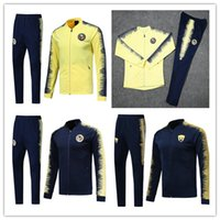 2018 2019 Mexico club America jacket training suit 18 19 GUE...