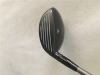 917F2 Fairway Wood 917 F2 Golf Fairway Golf Clubs # 3 / # 5 R / S / SR / X Flex Arbre Graphite avec Couvercle Tête