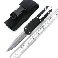 Allvin Fabricant EDC Tactique Gear Damas Acier 59-60HRC Double Acion Fine lame Couteau de survie EDC Couteaux de poche