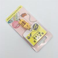 ETMAXTER кабель укус зарядное устройство кабель протектор вкус крышка милый дизайн животных зарядный шнур защитный для iP7 8 X