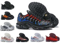 Hight Quality TN Shoes Sports Running Shoes New Black White ...