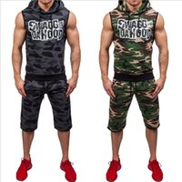 2018 New Sports Suit Men' s Spring And Summer Breathable...