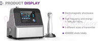 Gainswave SW5S excellente portable thérapie Shockwave pour la perte de poids élimination de la cellulite