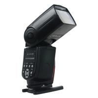 Flash Flash Speedlite Flash per Nikon D3300 D5300 D7100 per Canon 5D Mark II III Sony Pentax Olympus Fujifilm Fotocamere digitali