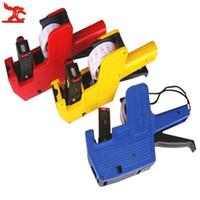 Бесплатная доставка Оптовая MX-5500 пластиковые ценник бирка рынок Магазин цена этикетки пистолет