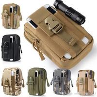 2018 Открытый кемпинга Восхождение сумка Tactical Military Molle Hip Пояс кошелек сумка кошелек Чехол для телефона