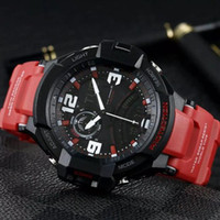 Mode männer watch luxury GA1000 Uhr 52mm original Digital Movement männer YG fabrik sport Armbanduhren Wasserdicht