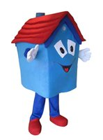 Hot EPE house mascot costume sales Realtors Open Day Adult m...