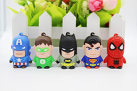 Hot Cartoon External Hard Drive USB Disk Storage U Stick Pen...