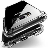 Fall für Samsung Galaxy S5 S7 Rand S8 Plus A3 A5 J1 J2 J3 J5 J7 2015 2016 2017 Hinweis 8 Abdeckung Luxus Silikon Zurück