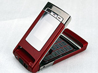 Восстановленный оригинальный Nokia N76 разблокирован сотовый телефон 2.0 MP камера MP3 флип раза один SIM 3G WCDMA
