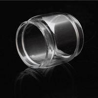 5 ml Convexo Estendido Lâmpada Fat Boy Pirex Tubo de Vidro de Substituição para FreeMax FireLuke Malha Sub Ohm Tanque