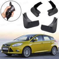 Nuevo 4x guardabarros guardabarros Splash Guard Guardabarros guardabarros para Ford Focus Hatchback 2011-2017
